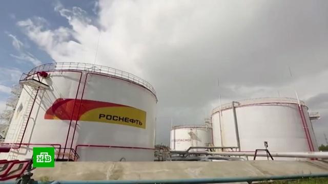 Чистая прибыль Роснефти в январе-марте 2018 года выросла в 7 раз