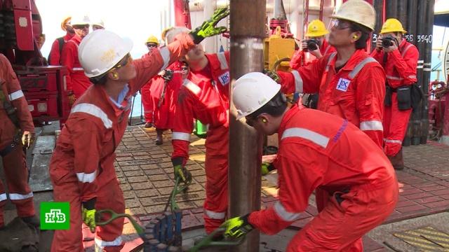 Роснефть начала бурение эксплуатационной скважины у берегов Вьетнама