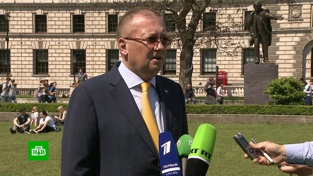 Посол РФ провел тяжелую беседу с британскими парламентариями о деле Скрипалей