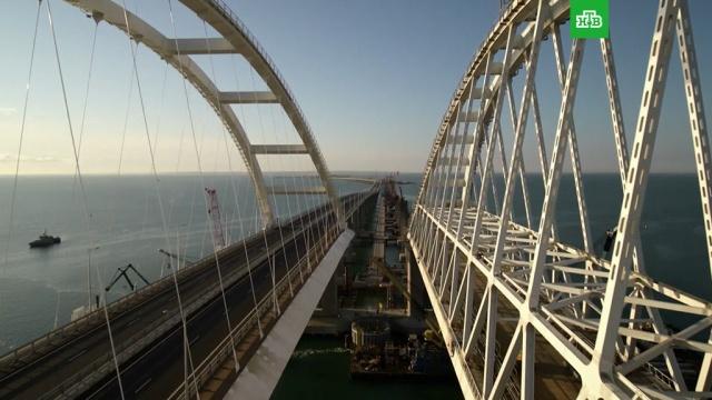 В ЕС назвали открытие Крымского моста нарушением суверенитета Украины