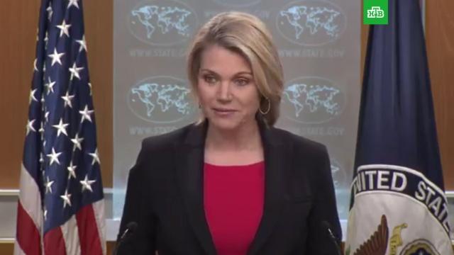 Госдеп: США не получали официальной информации о решении КНДР отменить саммит