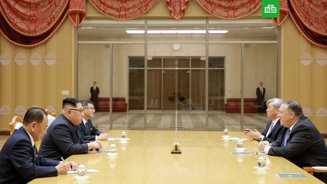 СМИ: КНДР угрожает отказаться от саммита с США из-за учений