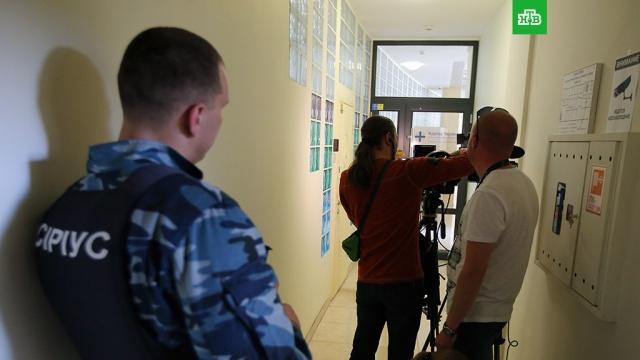 В офисе РИА Новости Украина в Киеве идут обыски