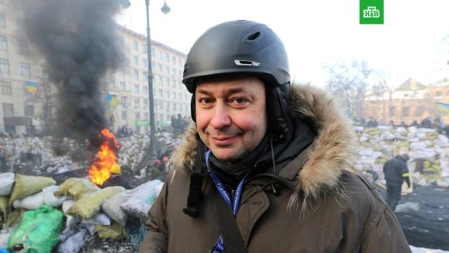 Главного редактора РИА Новости Украина обвинили в госизмене