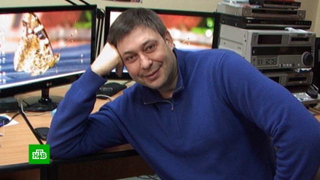 Москва будет добиваться освобождения задержанного на Украине журналиста Вышинского