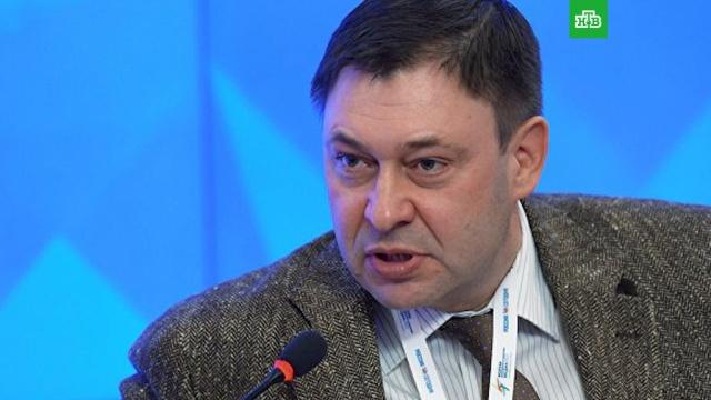 сми задержанного украине журналиста вышинского этапируют херсон