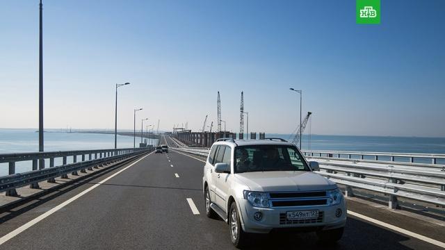 киеве пообещали выставить счет россии убытки крымского моста