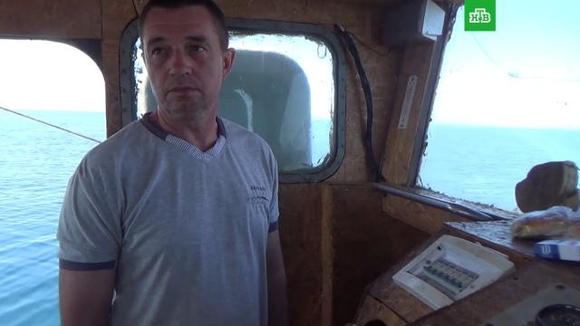 Против капитана задержанного в Крыму украинского судна завели уголовное дело