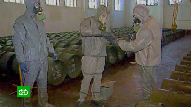 СМИ: образец Новичка в 90-х перебежчик передал немецким спецслужбам
