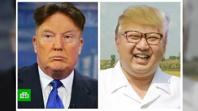 Политический спектакль: эксперты объяснили вероятность срыва встречи Трампа и Ким Чен Ына