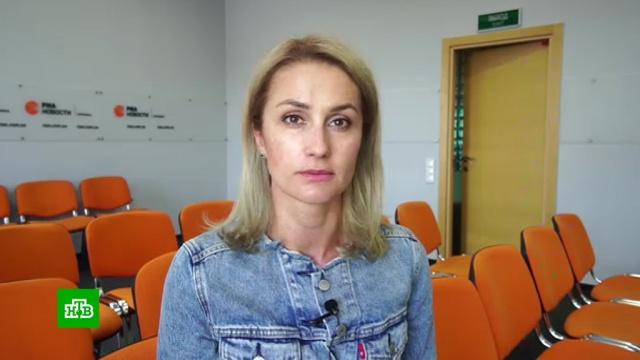 Супруга Вышинского рассказала НТВ о здоровье задержанного журналиста