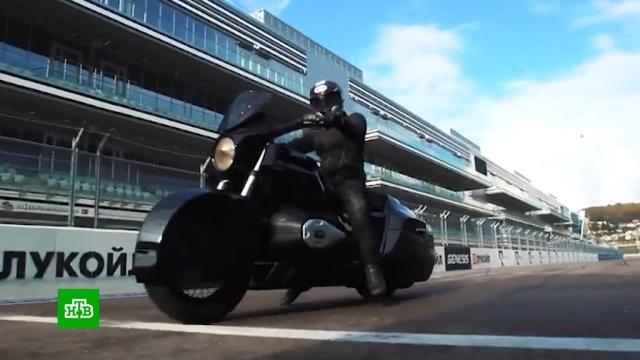 "Чемезов: мотоцикл проекта ""Кортеж"" практически готов"