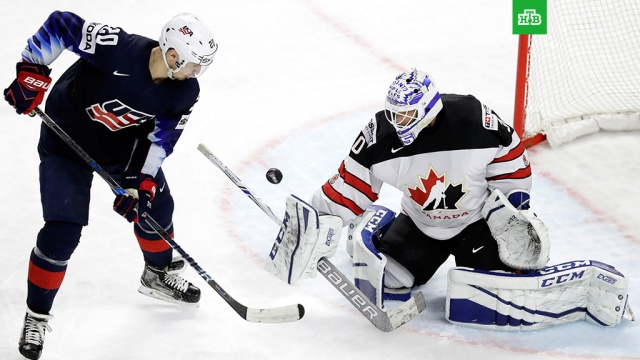Сборная США по хоккею обыграла Канаду и завоевала бронзу чемпионата мира