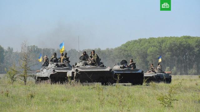 """ВСУ получили приказ """"затянуть петлю"""" вокруг Донецка"""