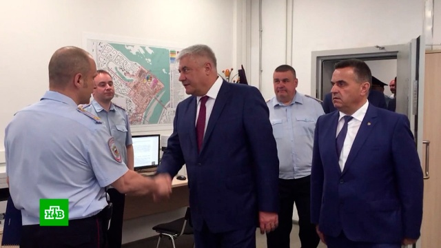 Глава МВД проверил готовность ростовской и нижегородской полиции к ЧМ-2018