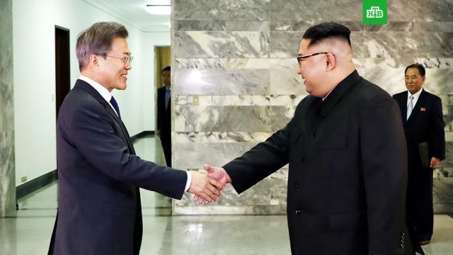 Президент Южной Кореи раскрыл детали переговоров с Ким Чен Ыном