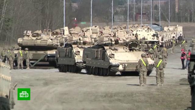 Песков: Москва готова реагировать на экспансию НАТО у границ РФ