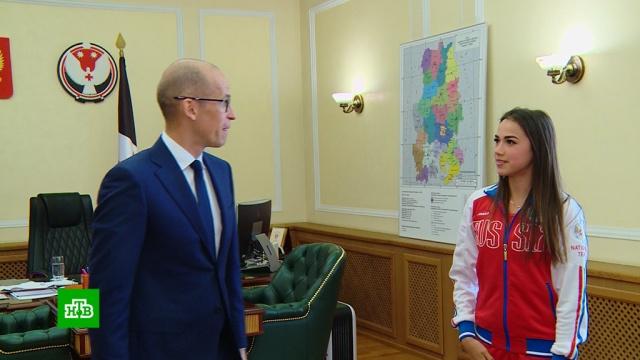 Фигуристка Загитова отдала подаренную ей 4-комнатную квартиру родителям