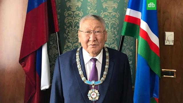 Руководитель Якутии объявил о своей отставке
