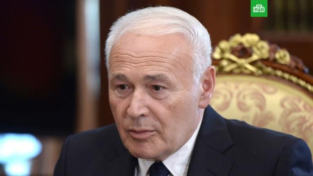 Путин освободил от должности губернатора Магаданской области
