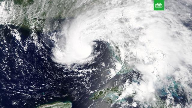 Тропический шторм Альберто обрушился на Флориду