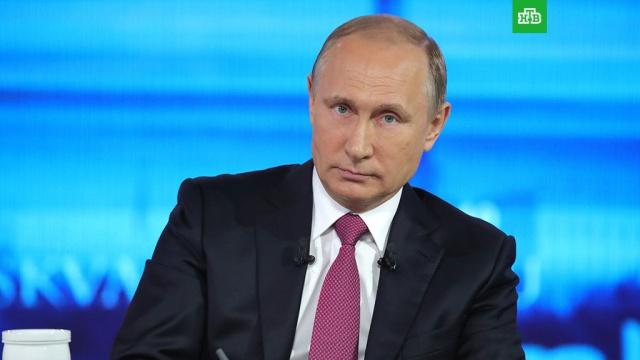 Путин позвонит губернаторам и министрам во время прямой линии