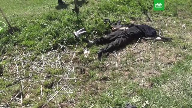 В Дагестане уничтожен главарь банды боевиков: видео