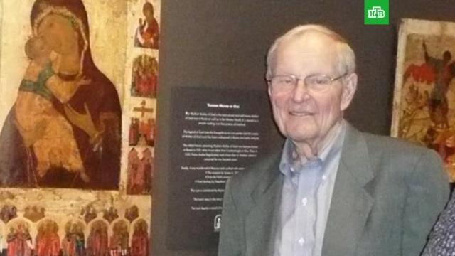 РФ объявила в международный розыск владельца американского музея русских икон