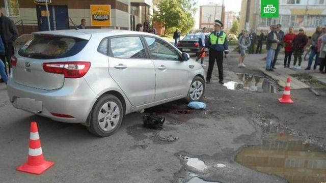В Йошкар-Оле неопытная автомобилистка убила ребенка и покалечила его бабушку