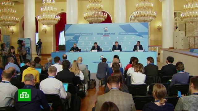 К охране порядка на ЧМ-2018 подключились силовики 30 стран