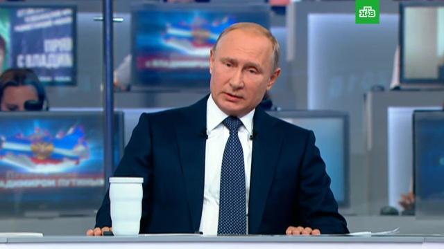 Путин объяснил решение сохранить костяк правительства