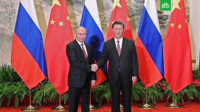 В Пекине Путин и Си Цзиньпин подписали совместное заявление