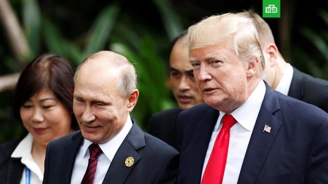 Путин рассчитывает на конструктивную встречу с Трампом