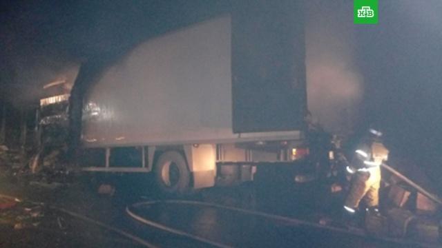 В массовом ДТП в Тюменской области погибли 3 человека, 4 пострадали