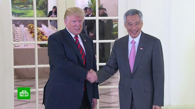 В Белом доме раскрыли детали предстоящей встречи Трампа и Кима