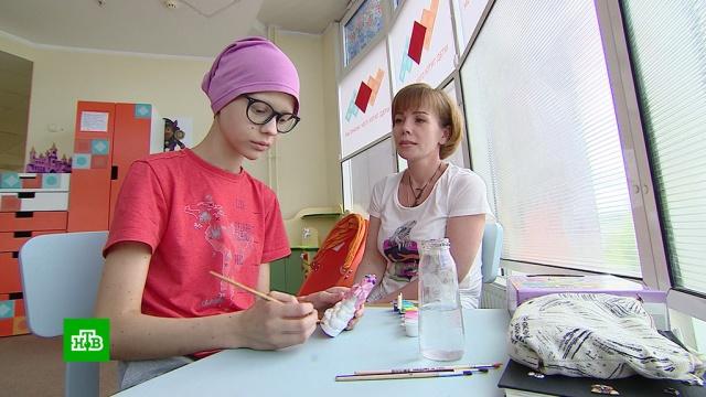 Юной Варе нужна помощь в борьбе с неоперабельной формой саркомы