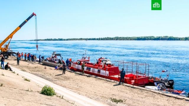 СК намерен задержать владельца лодочной станции после ЧП с катамараном на Волге