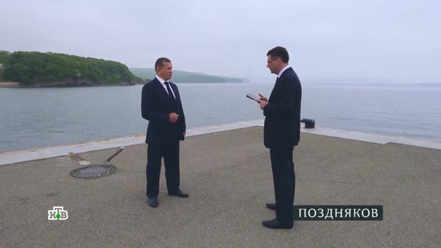 Юрий Трутнев: Северный морской путь создает новые условия для логистики на планете. Эксклюзив НТВ