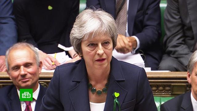 Посольство РФ в Лондоне объяснило антироссийскую риторику Терезы Мэй