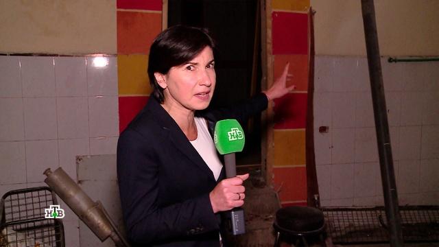 Тоннели рыли машинами: Ирада Зейналова побывала в подземных дворцах сирийских боевиков