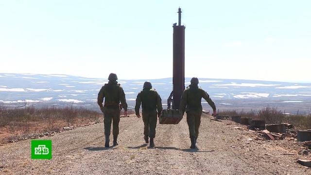 """Российские военные начали """"генеральную уборку"""" в Арктике"""