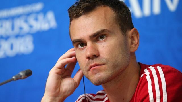 Футболисты сборной России просят болельщиков поддержать их на матче с Египтом