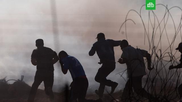 Израильские ВВС атаковали девять целей в секторе Газа