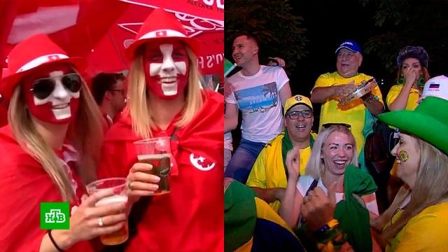 Матч Бразилия — Швейцария установил рекорд посещаемости в Ростове-на-Дону