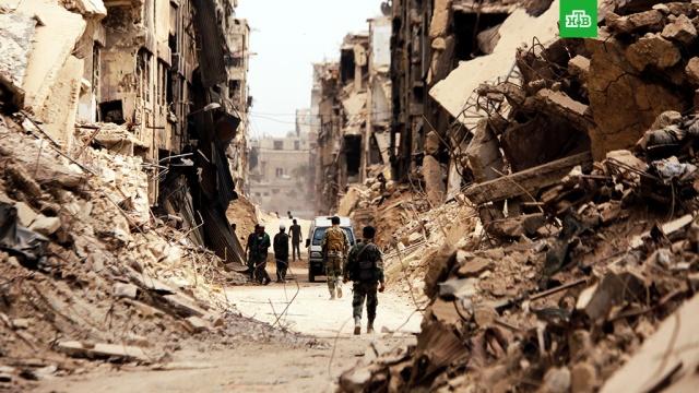 В Пентагоне отрицают нанесение удара по сирийской армии