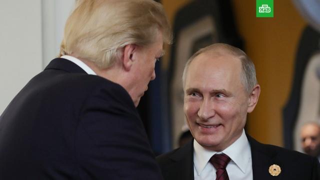Песков: возможность встречи Путина и Трампа до саммита НАТО не рассматривается