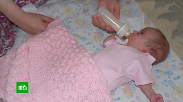 Медицинское чудо: в Екатеринбурге родился ребенок размером с ладошку и выжил