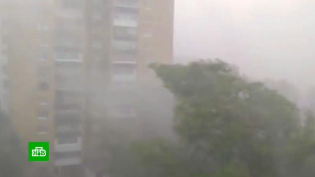 Ураганное лето: в Поволжье после грозы обесточены десятки населенных пунктов