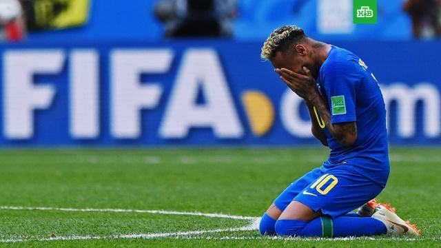 Бразильцы вырвали победу в матче с Коста-Рикой