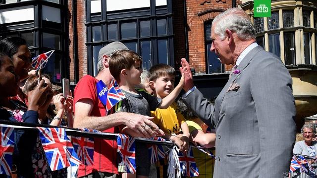 Визит принца Чарльза в Солсбери: посольство РФ призвало Лондон прекратить антироссийскую кампанию